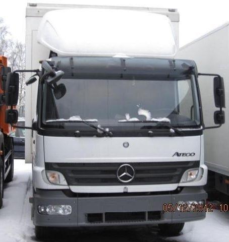 Фото №1:Автофургон на шасси Mercedes-Benz Atego