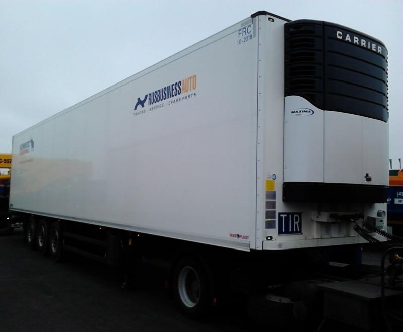 Фото №2:Полуприцеп изотермический Schmitz Cargobull SKO 24/L–13.4FP 60 COOL