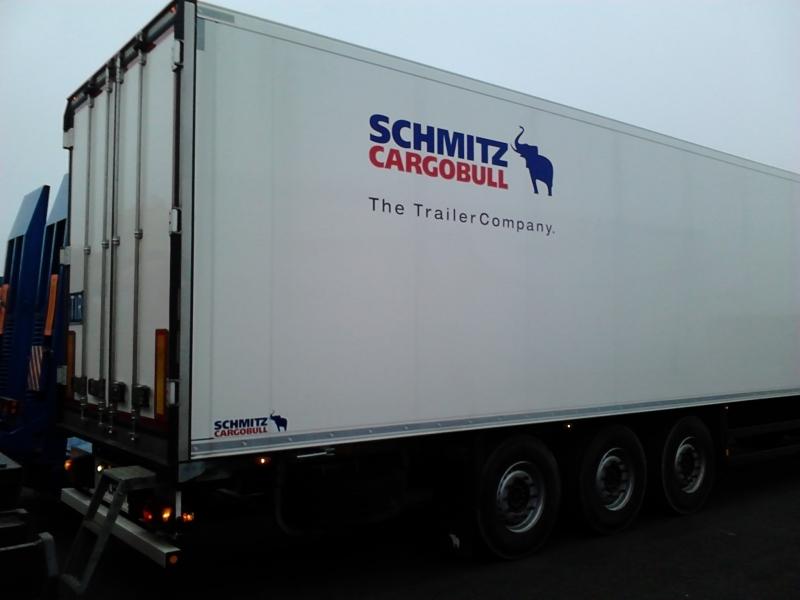 Фото №1:Полуприцеп изотермический Schmitz Cargobull SKO 24/L–13.4FP 60 COOL