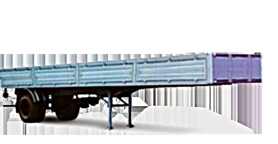 Фото №1:Полуприцеп бортовой МАЗ 938020